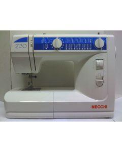 Macchina per cucire meccanica Necchi 2130 (ottima qualità - superaccessoriata - solo per oggi in offerta !!!)