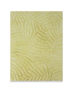 "Fustella Sizzix Embossing Folder ""Foglia tropicale"" - 662557"