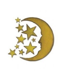 "Fustella Sizzix Bigz ""Luna e Stelle"" - 658716"