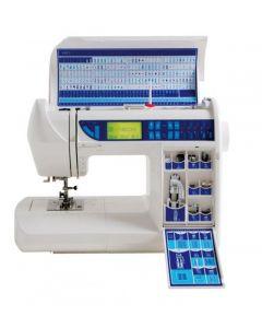 Macchina per cucire elettronica Necchi Experience 660 (adatta anche per quilt e patchwork)