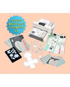 Sizzix Big shot Plus formato A4 Starter kit - Modello 661546 My Life Handmade 2