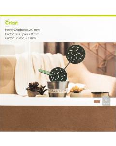 Cartone pressato spessore 2 mm Cricut - 30,5 x 30,5 cm