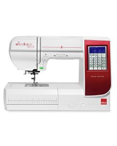 Macchina per cucire elettronica Elna Excellence 580+
