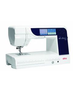 Macchina per cucire elettronica Elna Excellence 760 Pro