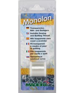 Filo trasparente Madeira Monolon - mt. 500