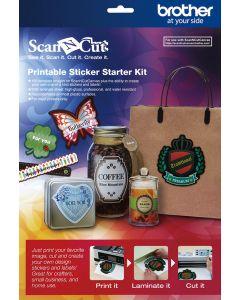 Applicatore adesivi Brother Scanncut - Starter kit