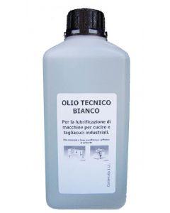 Olio bianco superfino lubrificante Lt. 1