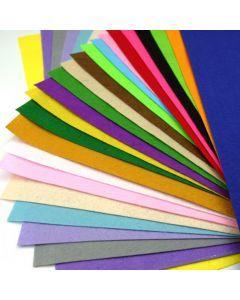 Pannolenci colorato da 1 mm (a metri)