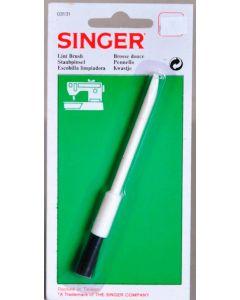 Pennello Singer per pulizia macchina da cucire
