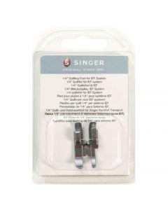 Piedino 1/4'' quilt con sistema IEF - Singer Featherweight C240