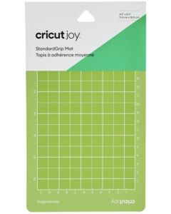 Tappetino da taglio StandardGrip a media aderenza Cricut Joy - 11,4 x 16,5 cm