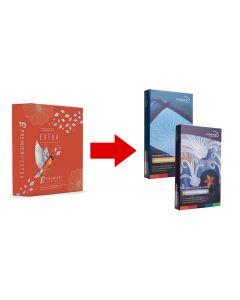 Aggiornamento software da Premier+ EXTRA a MYSEWNET Gold / Platinum Pfaff / Husqvarna